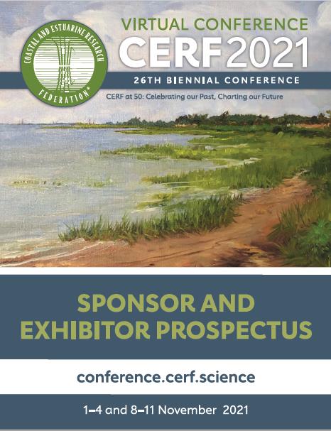 CERF 2021 prospectus cover